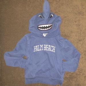 Other - NWOT SharkHead Hoodie